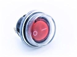 Выключатель круглый одноклавишный (11) - фото 19111