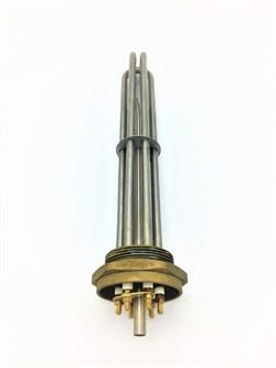 """Нагревательный элемент ТЭН 4,5 кВт (3х1,5) RDT G2""""(D59мм) L292 - фото 19145"""