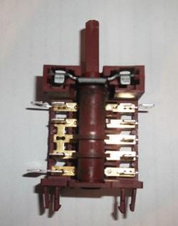 ЕР172 Переключатель духовки De Luxe Evolution 8300 - фото 19353