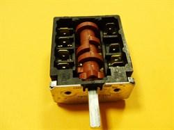 ЕР098 Переключатель жарочного шкафа ПМ-5 ПМЭ27-2353-УХЛ4, 250V 16A - фото 19437