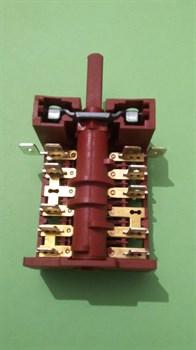 ЕР185 Переключатель Delux 8709 7 позиций конфорка - фото 19459