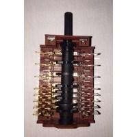 ЕР237 Переключатель 855 8 позиций 250V 16A - фото 19463