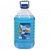Стеклоомывающая жидкость, незамерзайка 5(л), Синяя - 30 - фото 19489