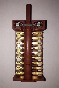 ЕР239 Переключатель к плите 8 позиций 250V 16A - фото 19590