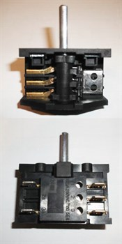ЕР170 Переключатель 4 позиции 250V 16A - фото 19596