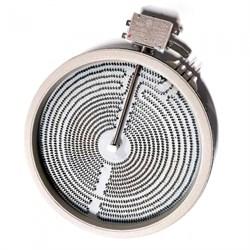 Электрическая конфорка стеклокерамическая D230mm 2100Вт. 3 контакта с термозащитой - фото 20489