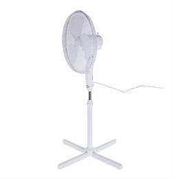 Вентилятор напольный Eqution 45 Вт 40 см, 3 ск - фото 20533