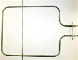 EP240 Тэн духовки нижний 800W 200v 28,5см*33,5см планка 10см - фото 21994