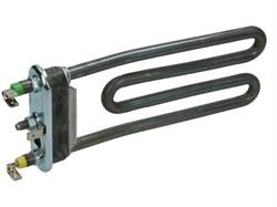 ТЭН 1700W, короткий L-175mm/изогнутый/с отверстием/пластик бак.(Merloni-087188) - фото 22082
