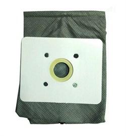 Пылесборник универсальный ткань+фильтр без молнии БЕЛЫЙ UN_white - фото 22265