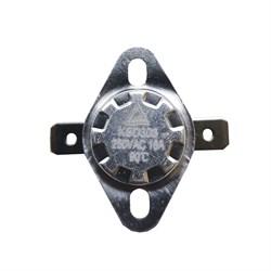 Термостат защитный (250V/16A 65 KSD301) для Ballu BKX-3 (7030200006) - фото 22465