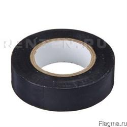 Изолента ПВХ в/с черная - фото 5135