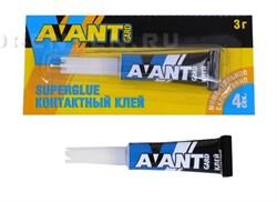 Клей контактный 3 гр./ 1 шт. AVANT-gard - фото 5281