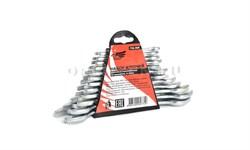 FALCO Набор ключей рожковых оцинк. в пластик. подвесе 12 пр., 6-24 мм - фото 5326