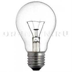 Лампа 95 Вт /154/   ***   Лампа Б 240-95-4 К50 Е27 (154) - фото 5638