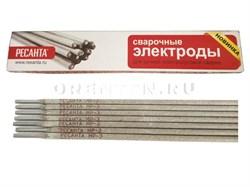 Электрод Ресанта МР-3 Ф3,0 Пачка 3 кг - фото 5873