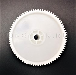 PLR020 Шестерня D=30,5мм косой зуб к электромясорубке Polaris - фото 8342