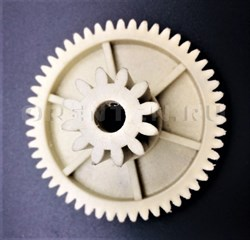 Шестерня Moulinex D-65/25 мм, зубья 12/52 шт. - фото 8470