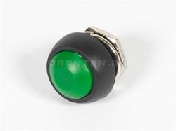 Кнопка зеленая KN001 - фото 8747