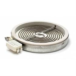 Электрическая конфорка стеклокерамическая D200mm 1700Вт. 4 контакта с термозащитой - фото 9027