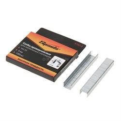 Скобы, 8 мм, для мебельного степлера, тип 53, 1000 шт. // Sparta - фото 9082