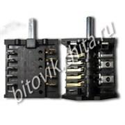 EP059 Переключатель 5 позиций 250V 16A