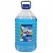 Стеклоомывающая жидкость, незамерзайка 5(л), Синяя - 30