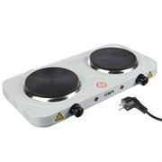 Плитка электрическая двухконфорочная LEBEN 2000 Вт диск d 15.5 см