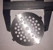 VS058 Решетка 3,8мм для мясорубок Vitek D=60мм, толщина 2мм