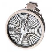 Электрическая конфорка стеклокерамическая D230mm 2100Вт. 3 контакта с термозащитой