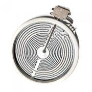 Электрическая конфорка стеклокерамическая D230mm 2300Вт. 2 контакта с термозащитой