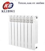 Радиатор алюм. KLIBWI 500/100     10 секций