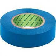 Изолента ПВХ, 15 мм х 10 м, синяя / СИБТЕХ