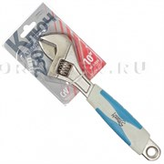 Ключ разводной 250 мм, двухкомпонентная рукоятка (Hardax) (шт.)