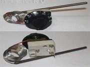 Терморегулятор печи 500 гр. 250 V 16A длина 2 м PTS003