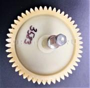 Шестерня Panasonic/Polaris с металлическим валом, Д-84 мм (Пррямые зубья)