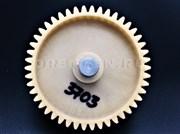 Шестерня Panasonic/Polaris с металлическим валом, Д-82 мм (Косые зубья)