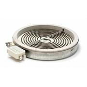 Электрическая конфорка стеклокерамическая D200mm 1700Вт. 4 контакта с термозащитой