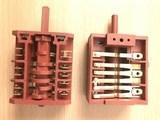EP108 Переключатель для конфорки 7 позиций Renova 250V 16A